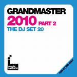 Grandmaster 2010 Part 2 and The DJ Set 20 CD